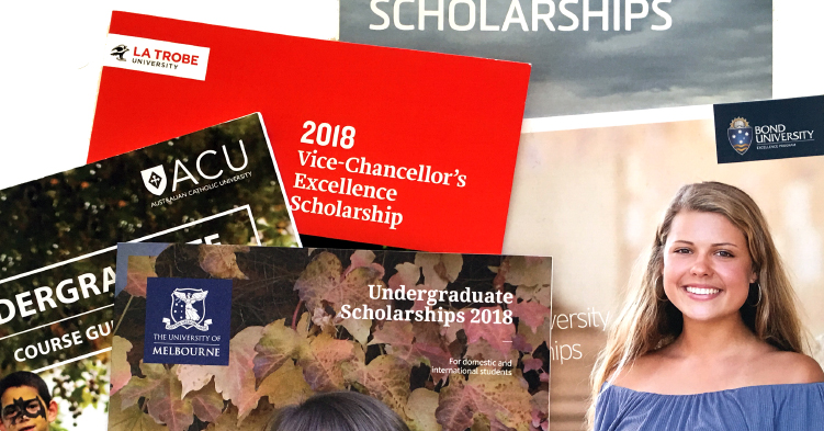 Pre Exam 2018 University Scholarships awarded