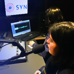 RMIT SNY-FM Radio Tour: the city school